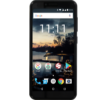 Смартфон Senseit C155 Black
