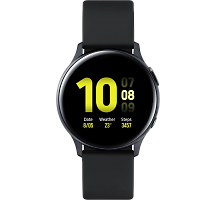 Умные часы Samsung Galaxy Watch Active2, 44mm, алюминий (лакрица)
