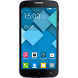 Смартфон Alcatel One Touch Pop C7 7041D Bluish Black